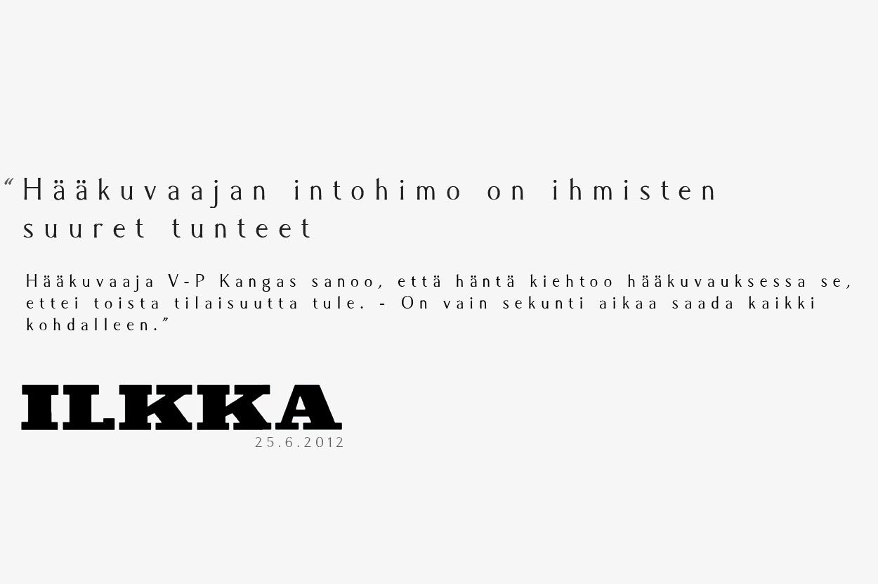 WEbsite Ilkka